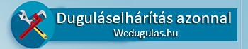 Wcdugulas.hu logo